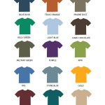 Mens-T-Shirt- extra colours