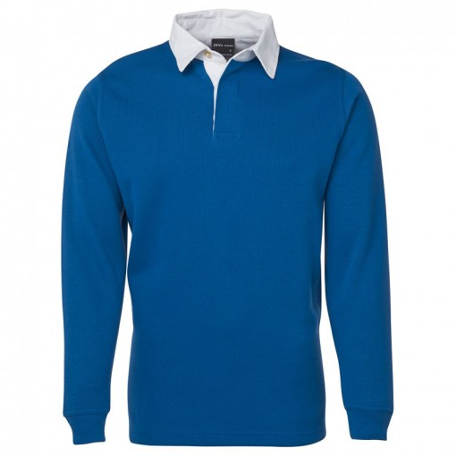 Custom Rugby Shirt - Blue