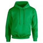 Classic irish green hoodie