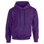Classic purple hoodie