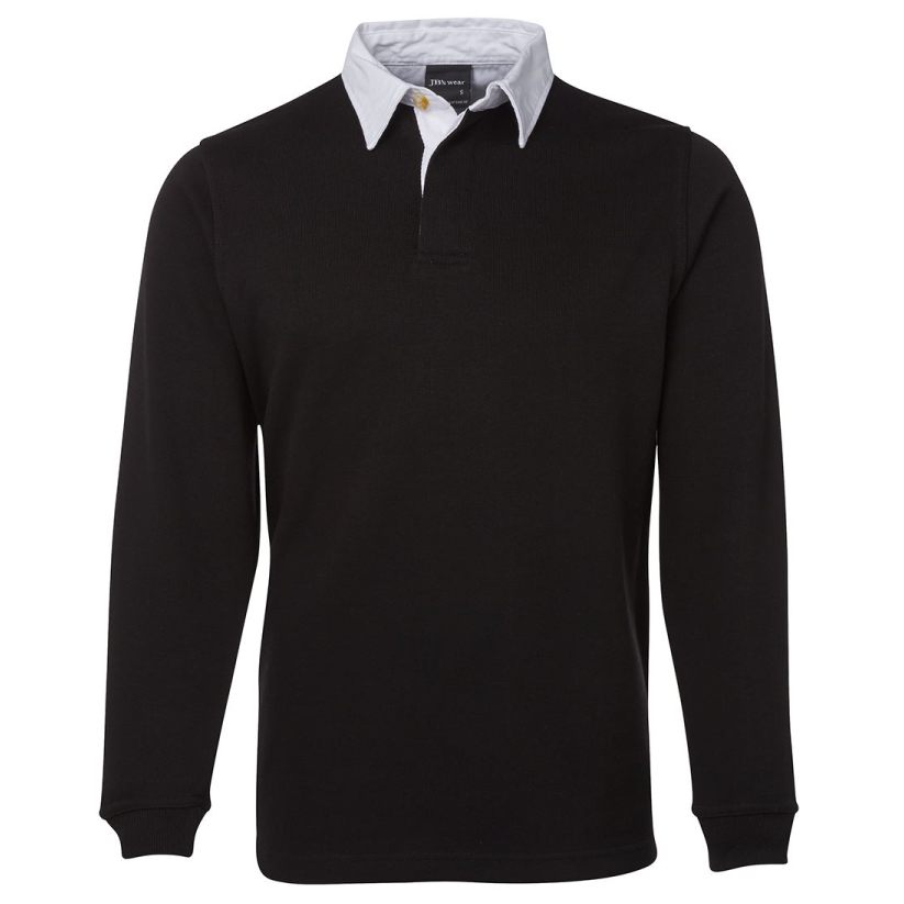 Rugby-top-black-mens Home